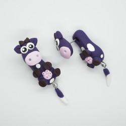 Kráva fialova