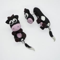 Kráva černá