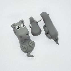 Hroch šedý